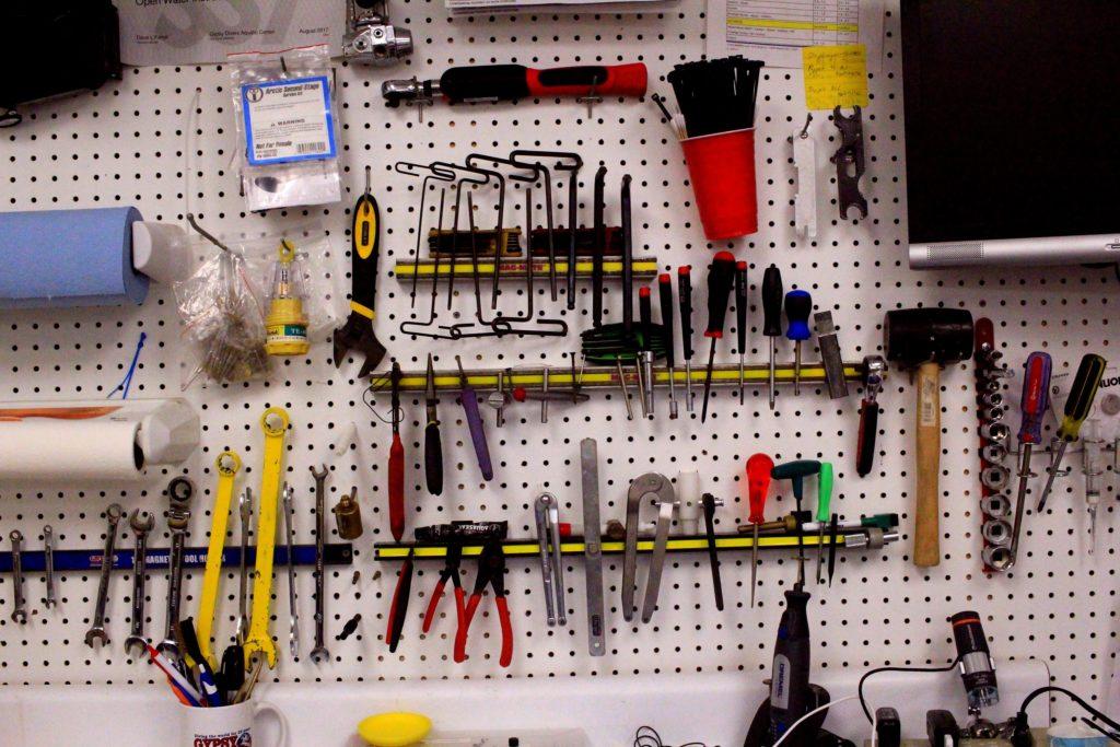 AirTech Technician bench